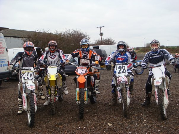 Motocross in the UK